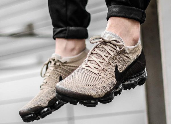 Nike Air Vapormax 'Khaki Anthracite'