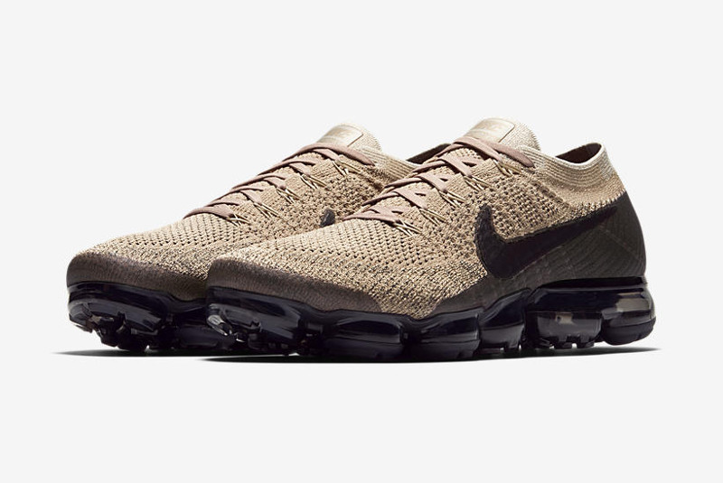 Nike Air Vapormax Khaki Anthracite