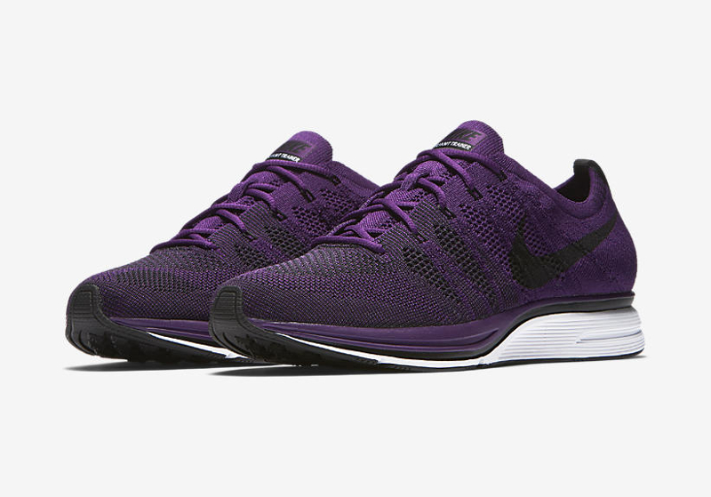Nike Flyknit Trainer Purple