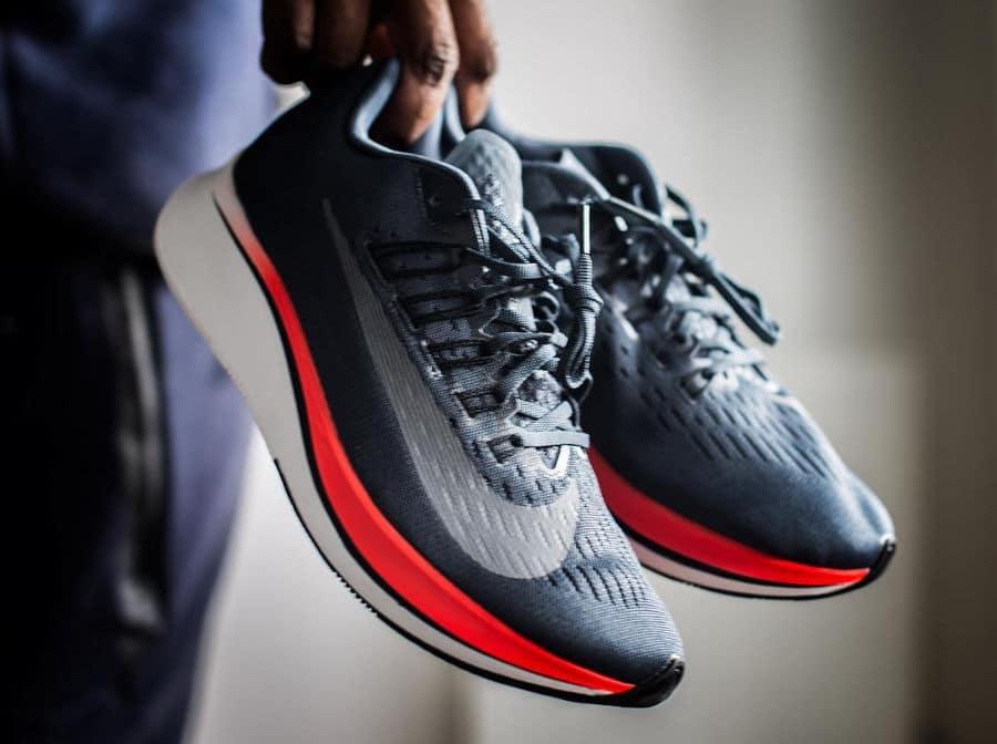 Nike Zoom Fly Blue Fox - @miaousbarskdale