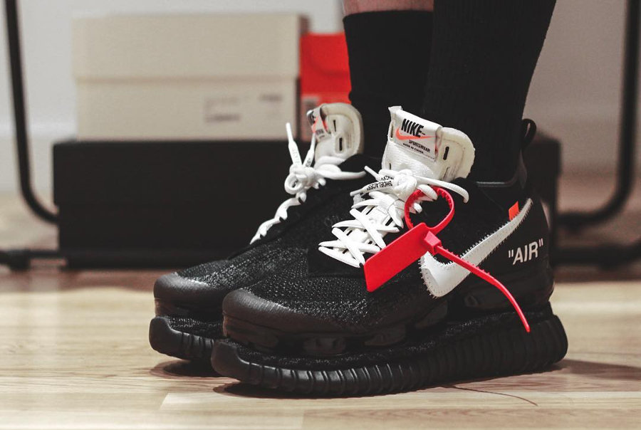 Off White x Air Vapormax x Adidas Yeezy - @chowzhiming