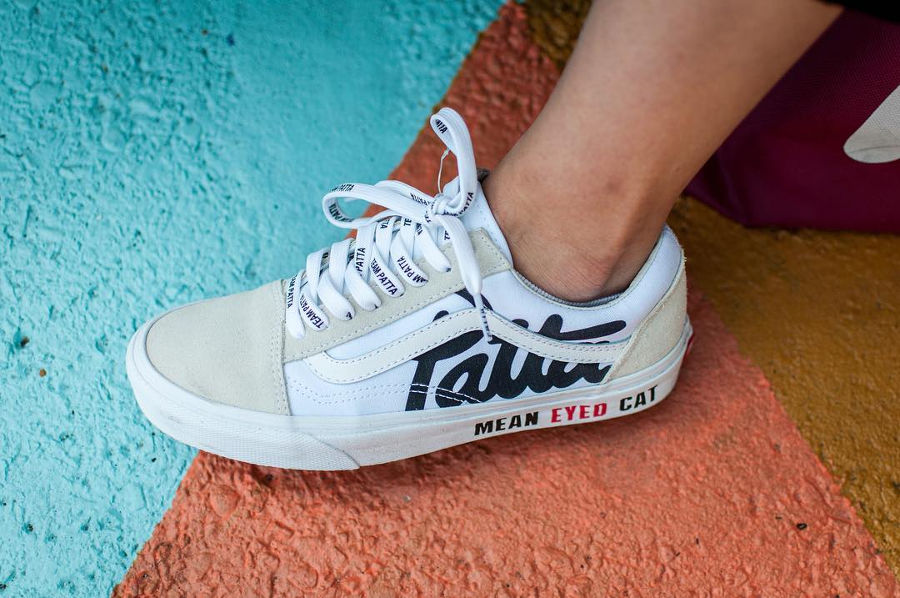 Patta x Vans Old Skool Mean Eyed Cat - @joeyjcbs