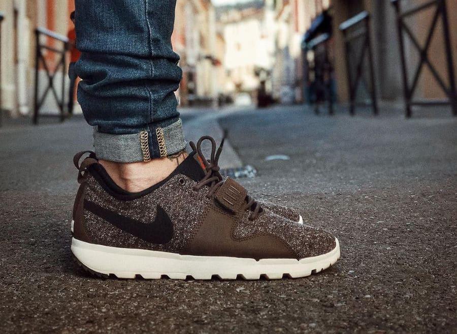 Porter Nike SB Trainerendor Tweed - @boby30100