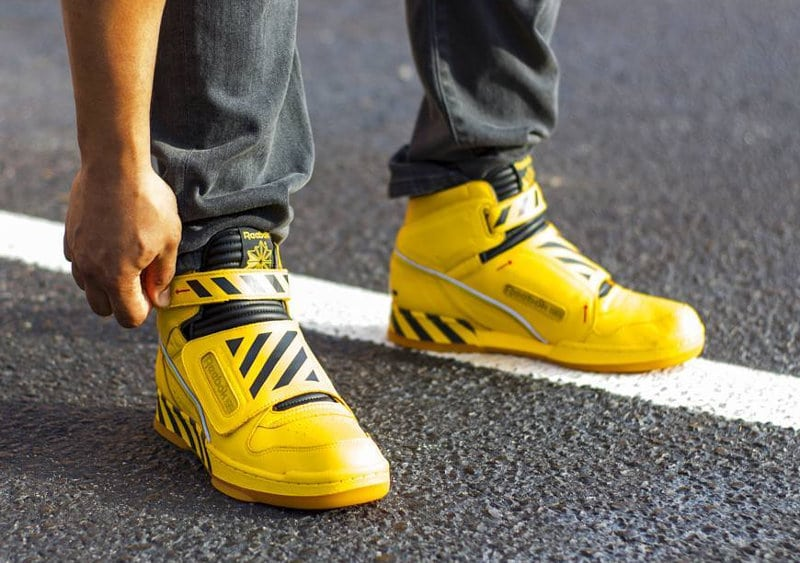 Reebok Alien Stomper Final Battle - @mrwombatt