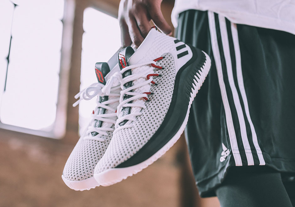 Adidas Dame 4 'Rip City'