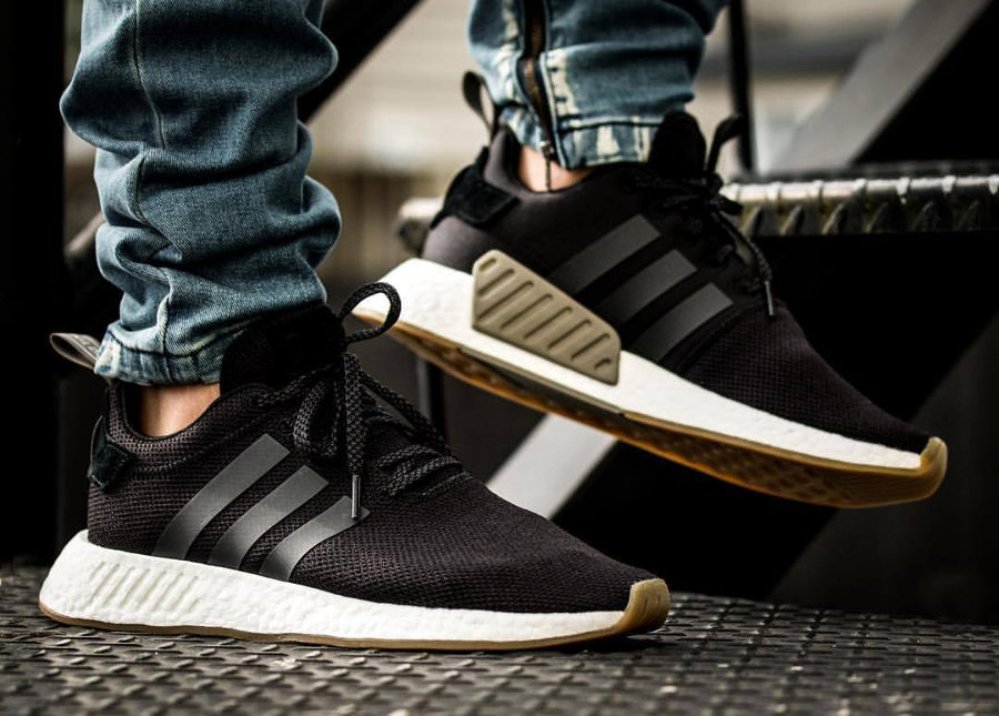 Adidas NMD R2 'Textile Pack'