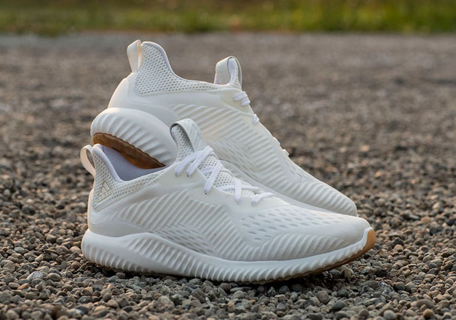 adidas alphabounce blanche