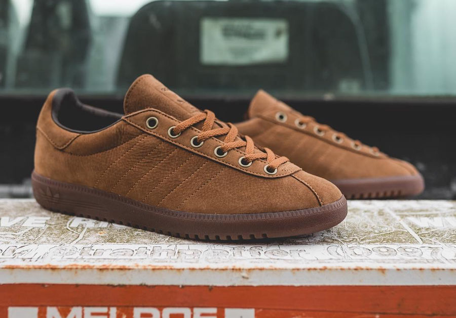 Adidas Super Tobacco Spezial 'Wood'