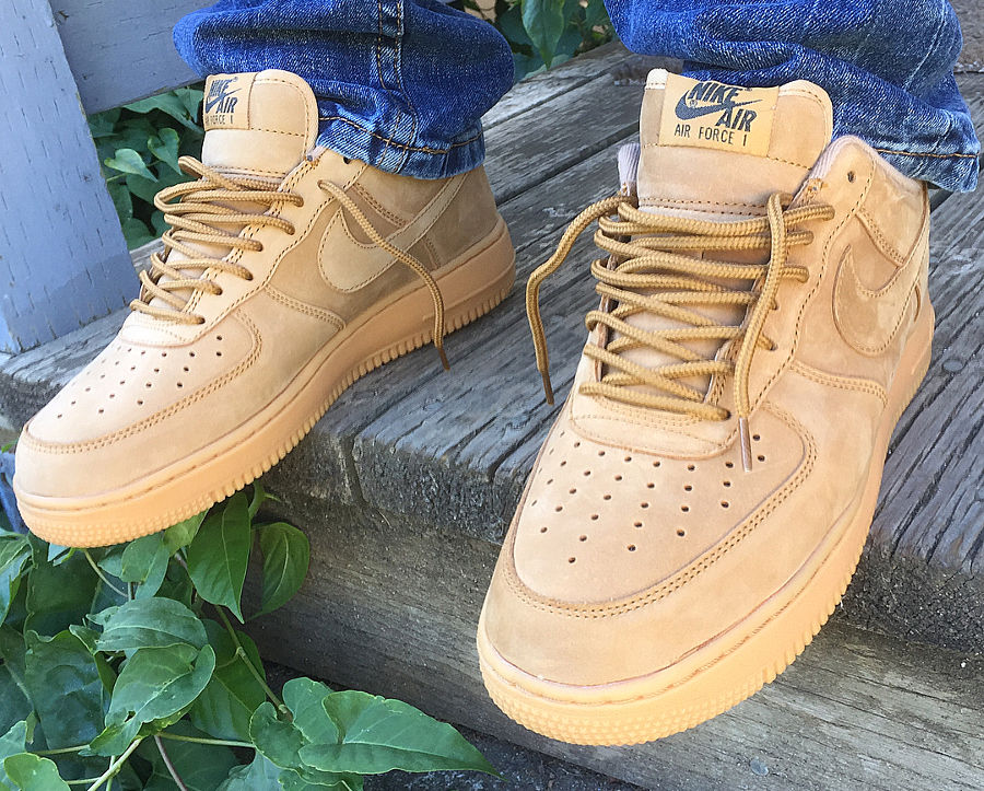 Nike Air Force 1 Low '07 WB 'Flax Wheat'