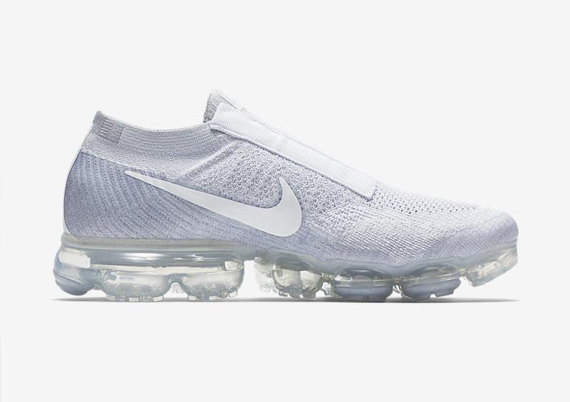 Nike Air Vapormax SE Laceless sans lacets 'Platinum & Night'