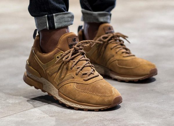 New Balance 574 Sport 'Wheat' (Beige)