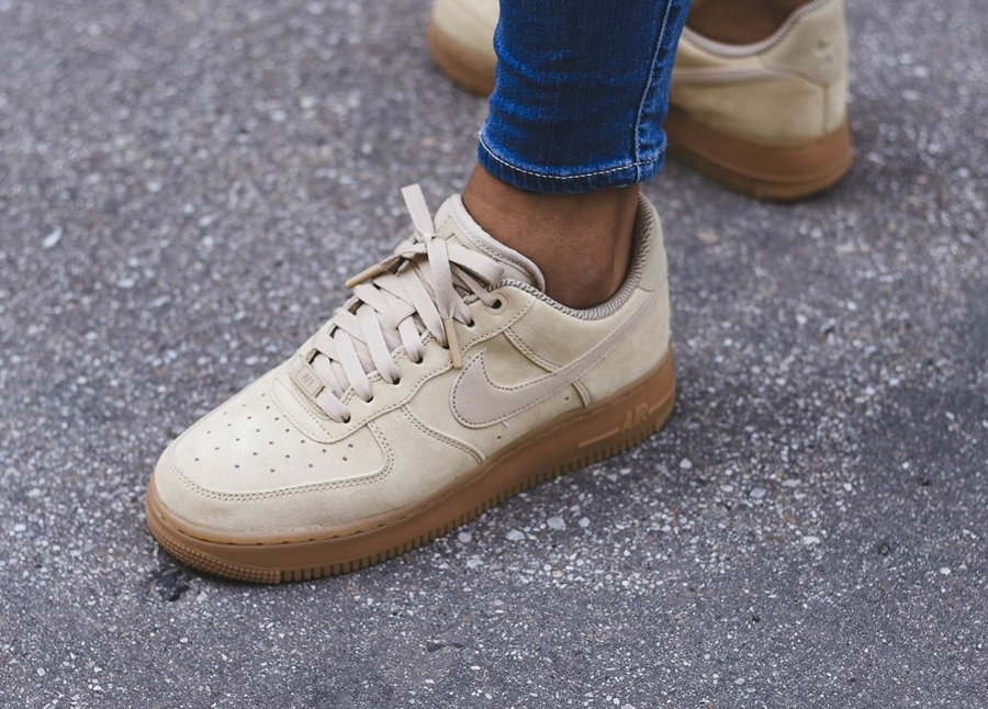Nike Wmns Air Force 1 '07 Se Rose IiNrbjEDs