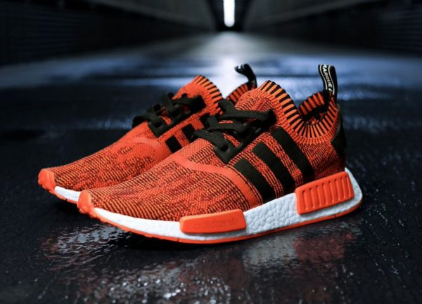 meilleur service 17440 3893f coupon code adidas nmd runner rouge ae823 e328c