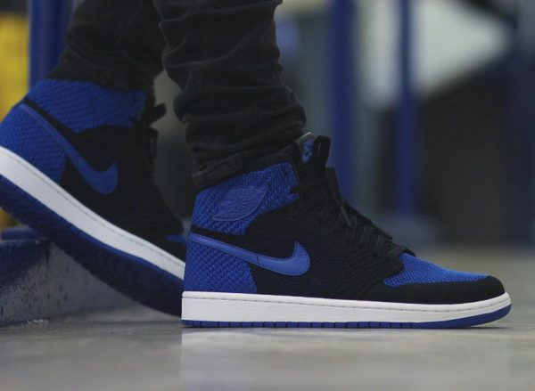 Air Jordan 1 Retro High Flyknit 'Royal'