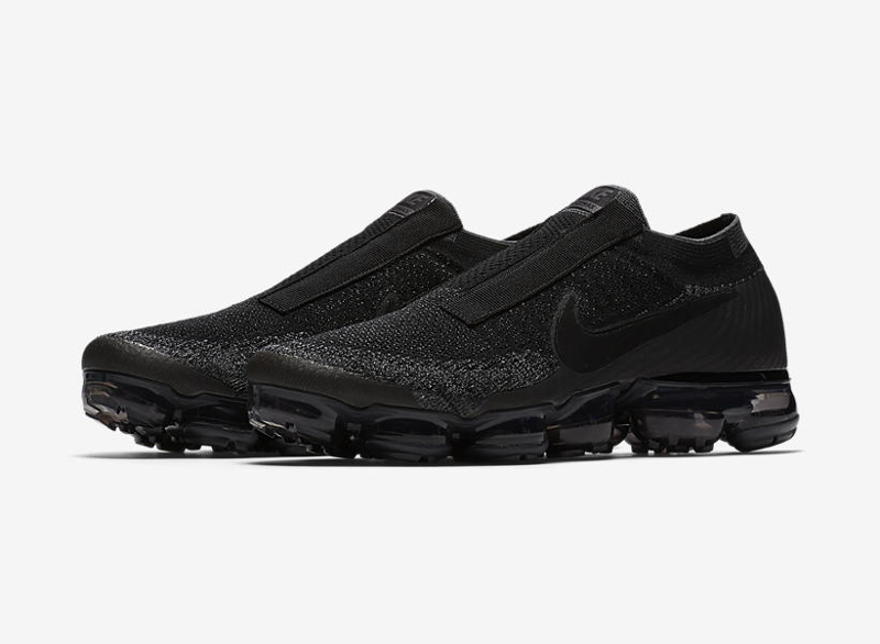 Nike Air Vapormax SE Laceless sans lacets 'Platinum & Night'