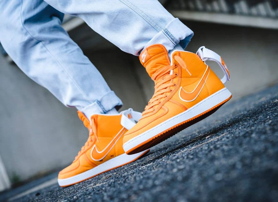 Nike Vandal High Supreme QS 'Doc Brown' Retour vers le Futur