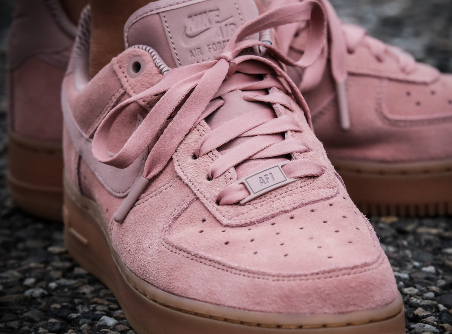 La collection Nike Wmns Air Force 1 07 SE 'Special Edition'
