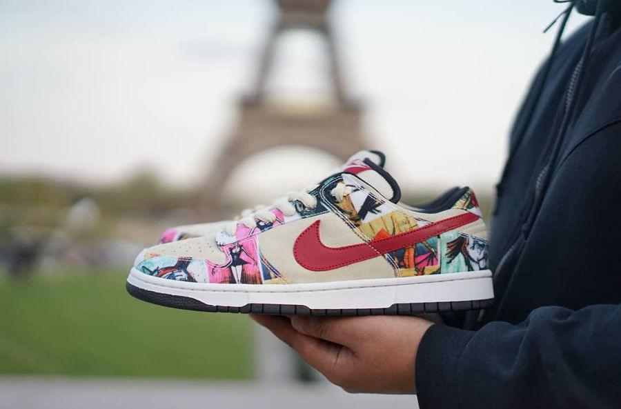 7 Nike Dunk SB hors de prix (dossier 15ème anniversaire)
