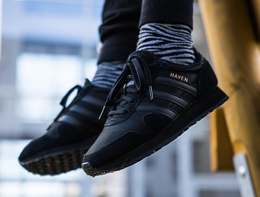 Adidas Haven Black - @czesckuba