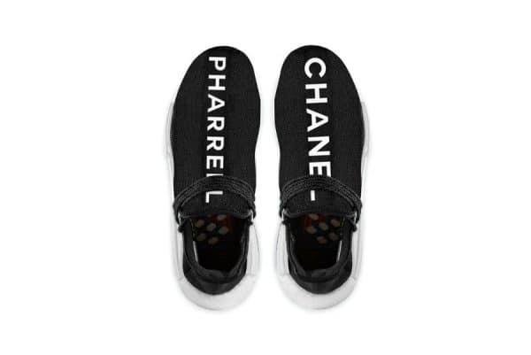 Chanel x Pharrell x Adidas NMD HU TR