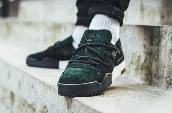 Alexander Wang x Adidas AW Basketball Lo 'Green Night' (Season 2 Drop 4)