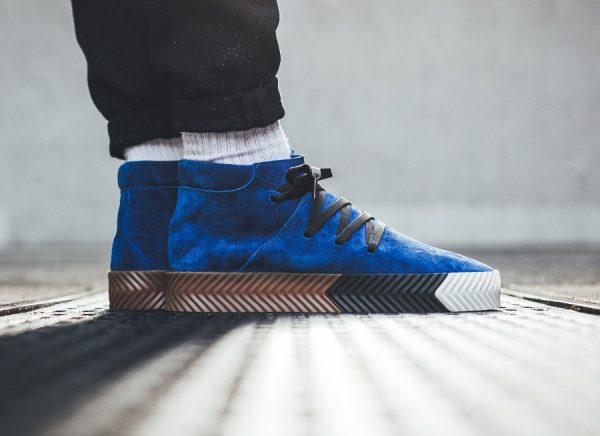 Alexander Wang x Adidas Originals Skate Mid 'Bluebird' (Season 2 Drop 4)