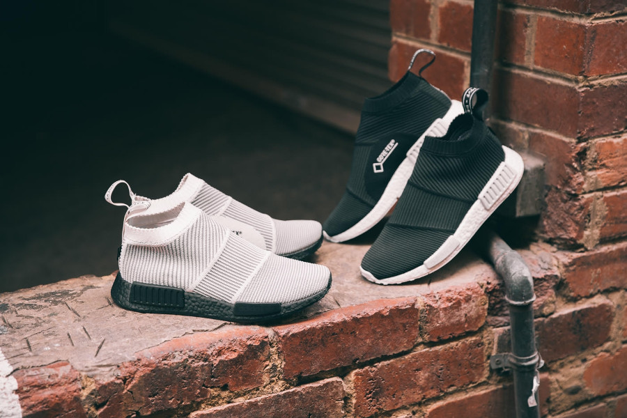 Adidas NMD CS1 'Gore Tex' Black & White