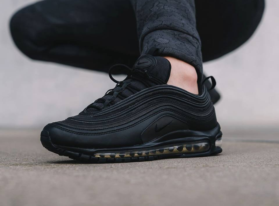 Nike Air Max 97 Premium SE 'Black Gold'