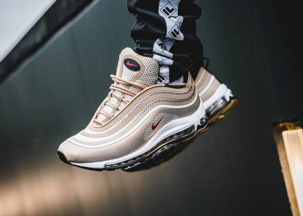 Avis] Nike Air Max 97 Ultra UL '17 OG 'Metallic Gold Red'