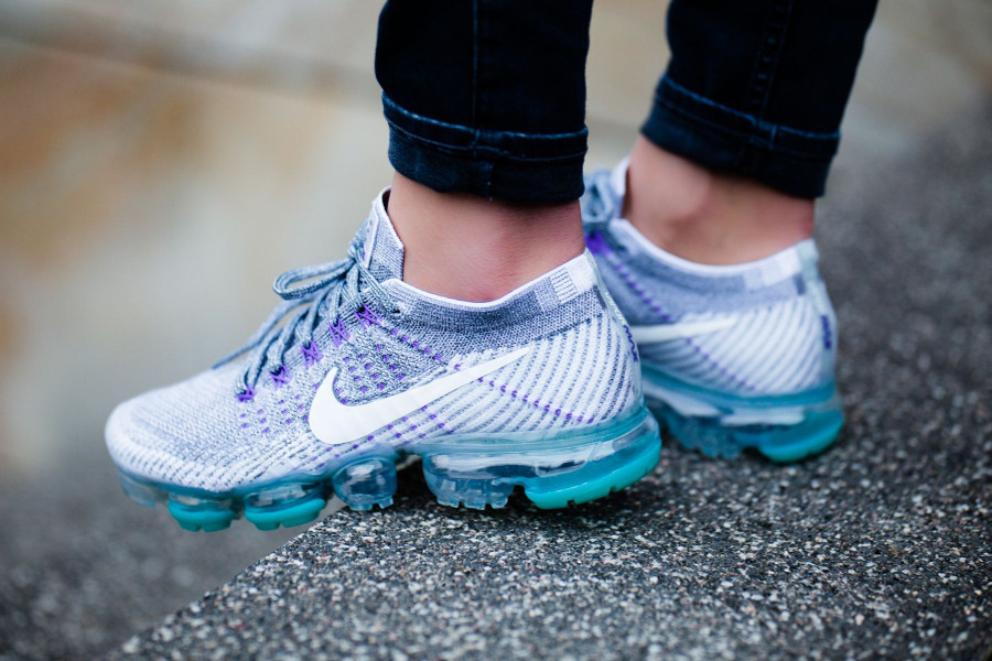 Chaussure Nike Air Vapormax femme 'Grape AM95 OG' Heritage Pack