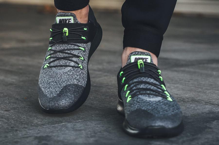 Chaussure Nike Free Run CMTR Commuter 2017 'Volt Neon'