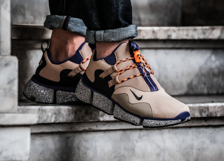 Chaussure Nike Pocketknife DM 'Mowabb ACG' Linen Purple