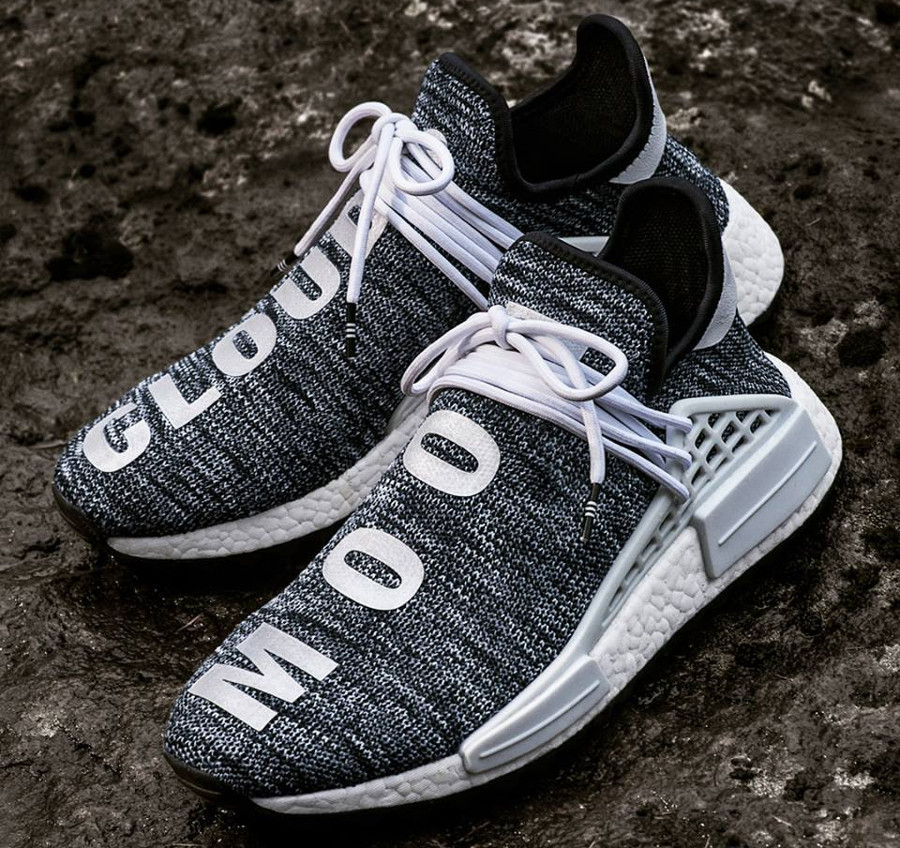 Pharrell Williams x Adidas NMD Hu Human Race TR Trail