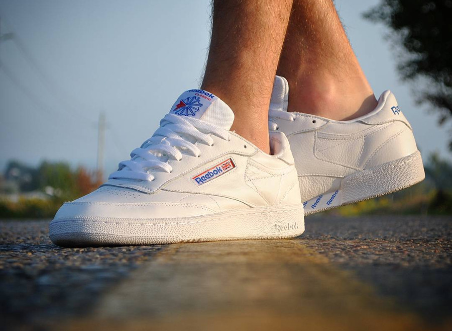 Machine Gun Kelly x Reebok Club C 85 - @shoelife81