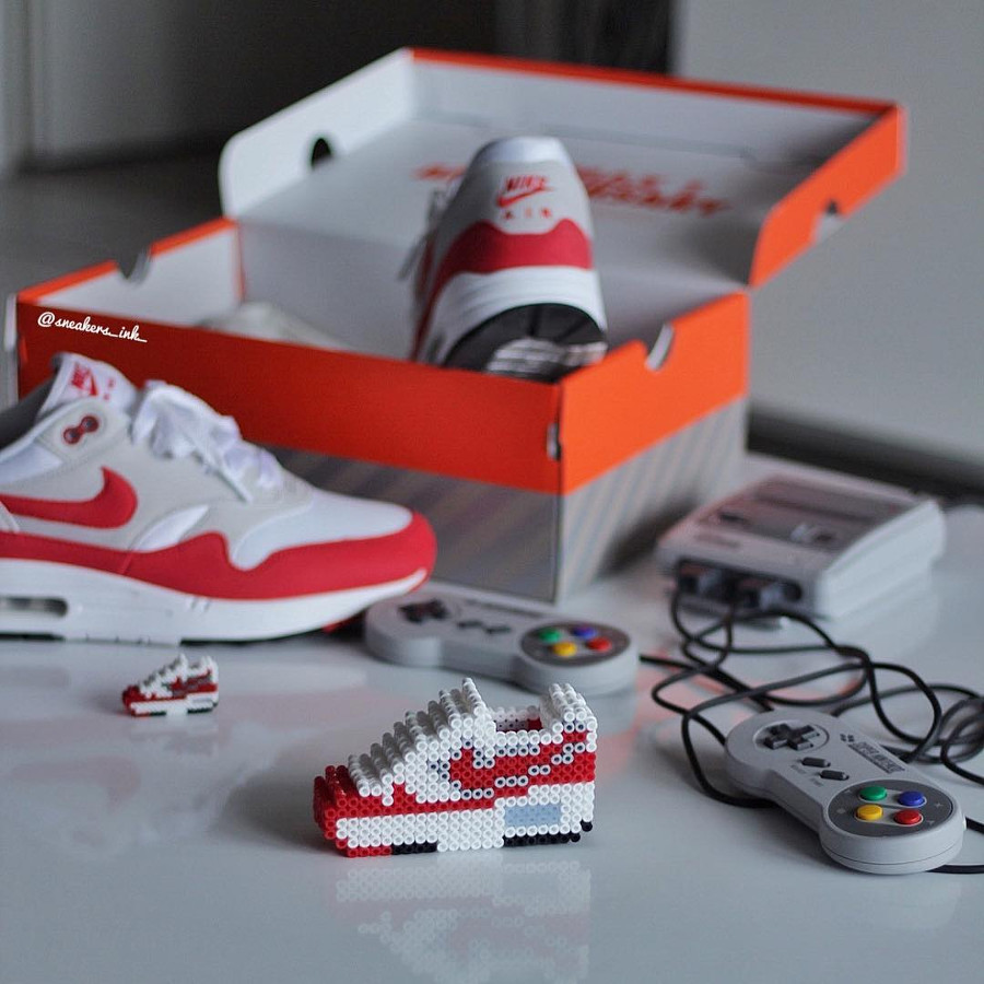 Nike Air Max 1 OG Anniversary - @sneakers_ink_