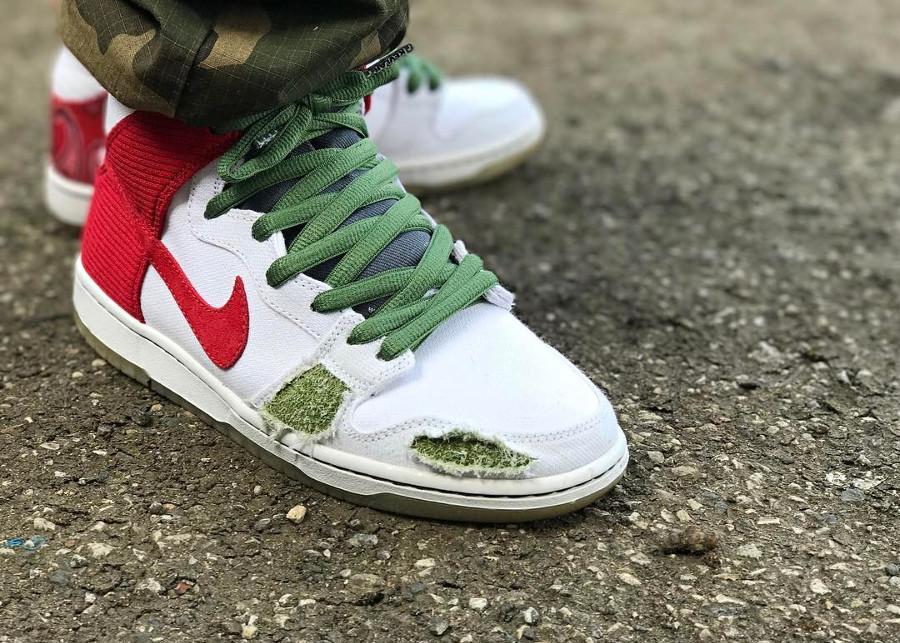 Nike Dunk High Pro SB Cheech & Chong - @sneakerboy79