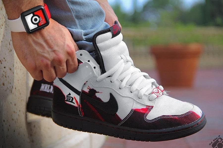 Nike Dunk High SB melvins - @j_flo_o