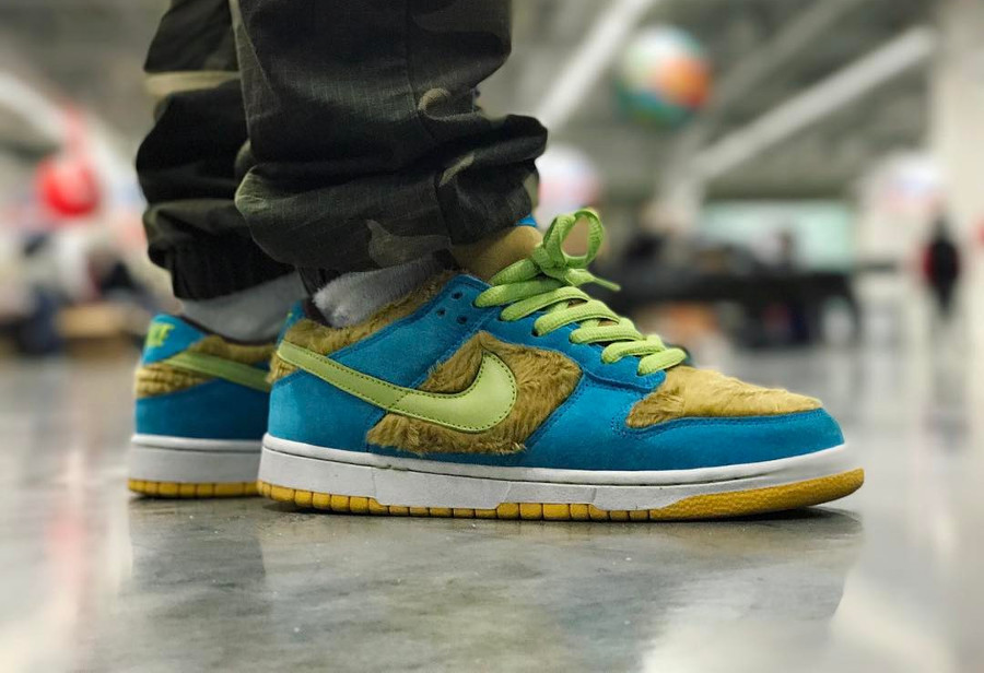 Nike Dunk Low SB Bears - @sneakerboy79