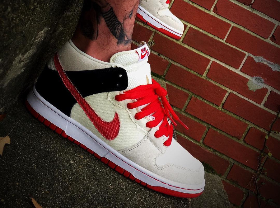 Nike Dunk Mid Ryu - @theartofthesneaker