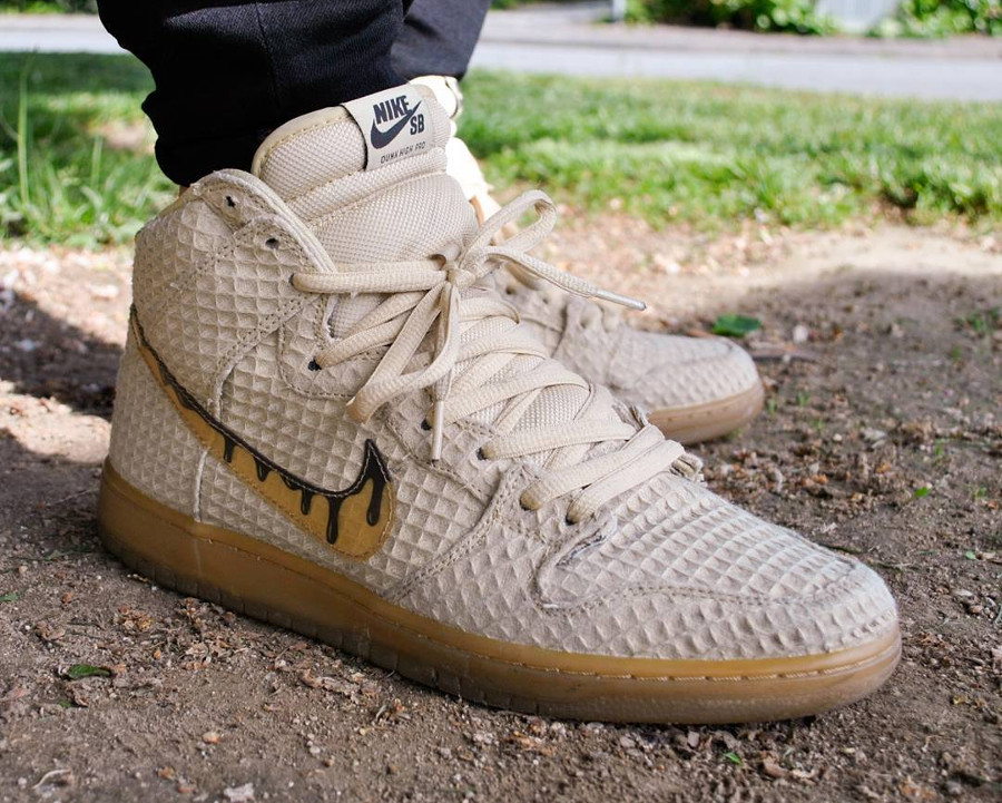 Nike Dunk Pro SB Chicken and Waffle - @ennweh