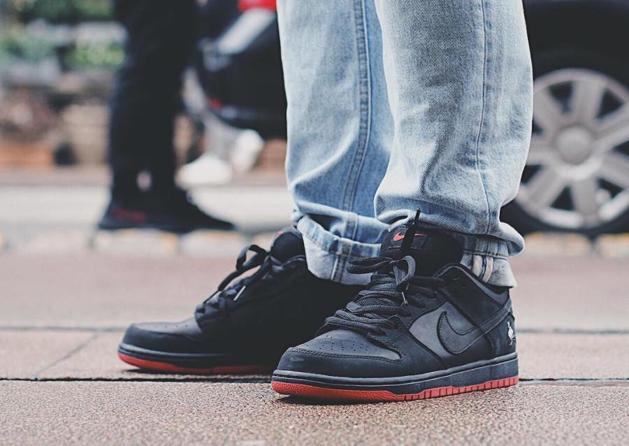Nike SB Dunk Low Pro Black Pigeon - @joachim7inch