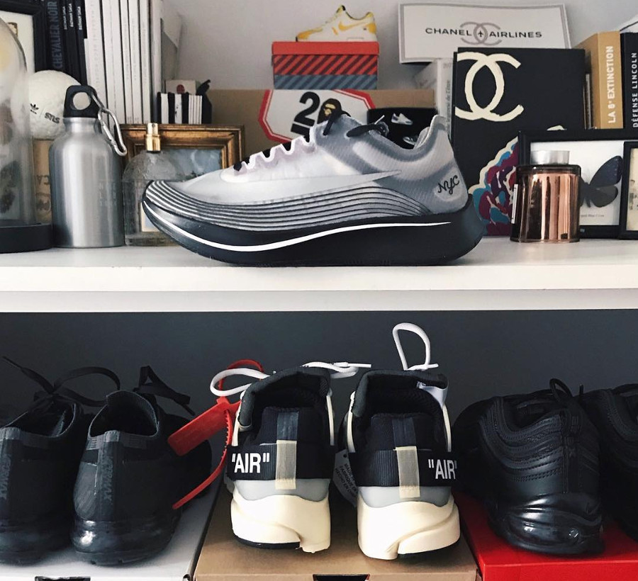 NikeLab Zoom Fly New York - @selmaksebbagh