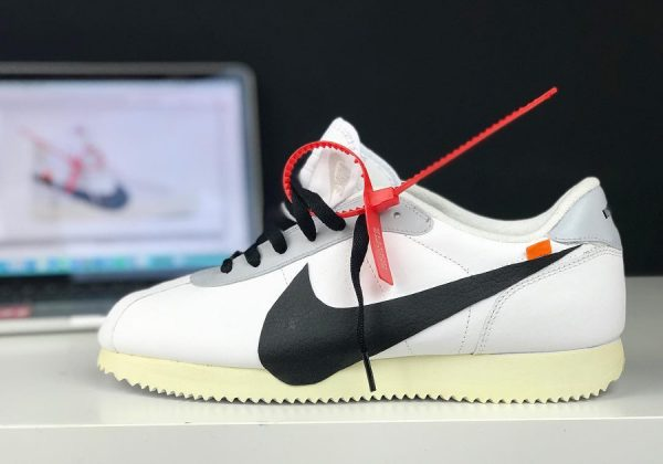 Off White x Nike Cortez 'Revealing'