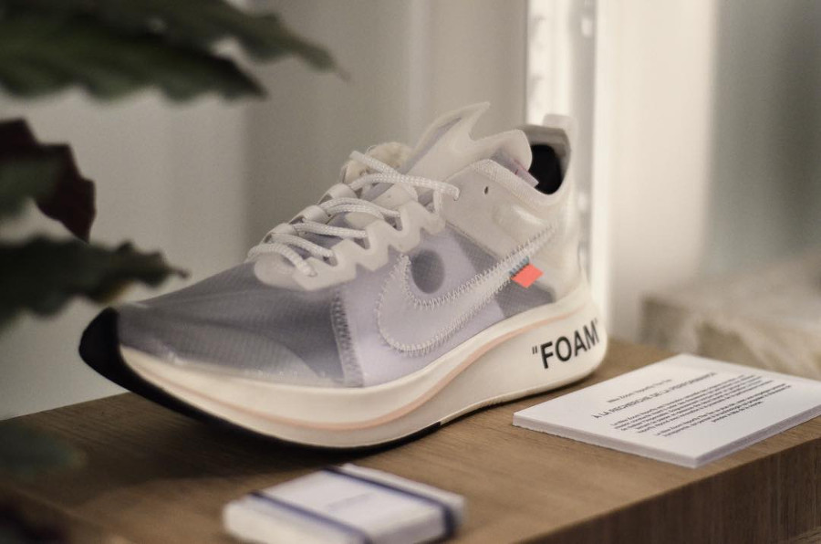 Off White x Nike Zoom Fly - @luscidepro