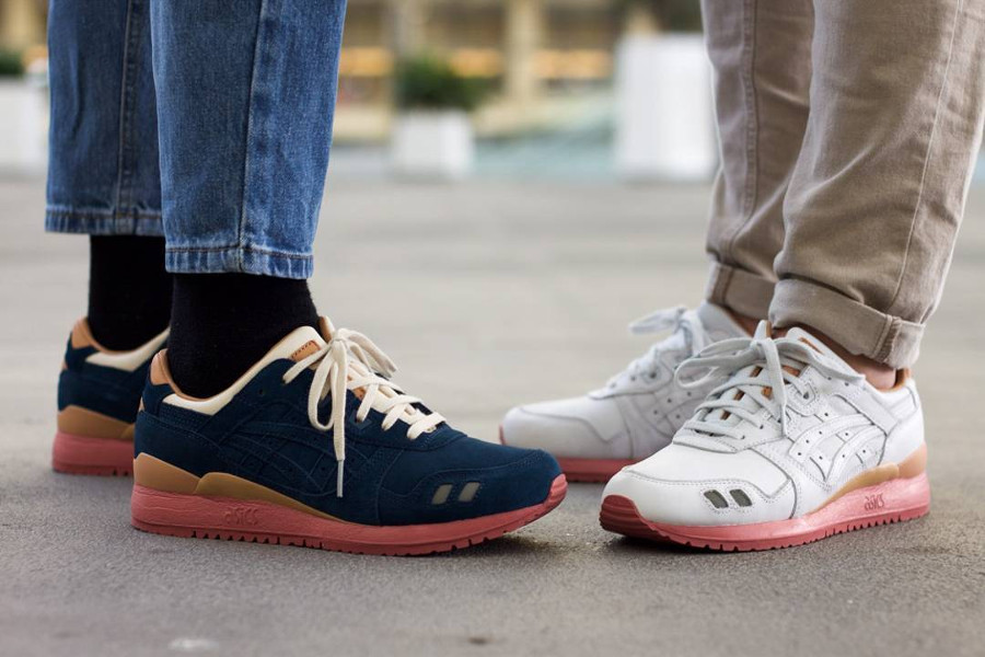 Packer Shoes x J Crew x Asics Gel Lyte 3 Anniversary - @marionpocasneakers