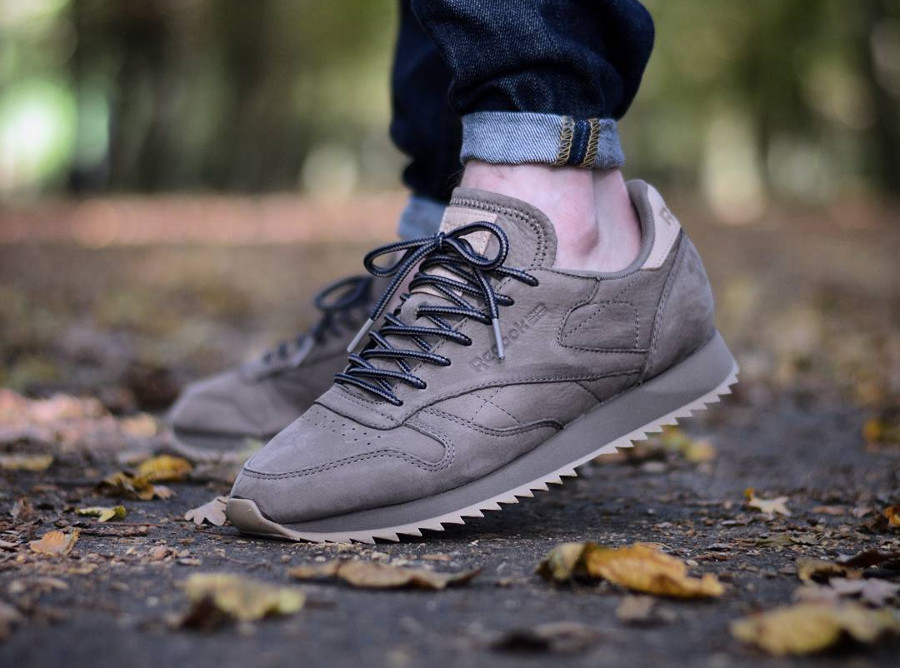 Reebok Classic Leather Ripple Vt - @apollo91000