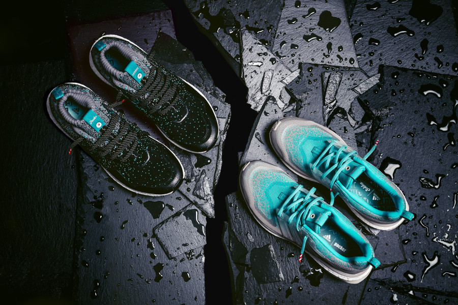 Le pack Packer x Solebox x Adidas 'Sneaker Exchange' : une plongée dans la faille de Silfra