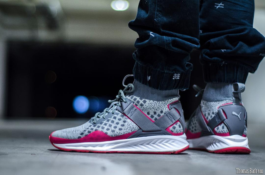 Staple x Puma Ignite Evoknit NTRVL - @monkeydbrook