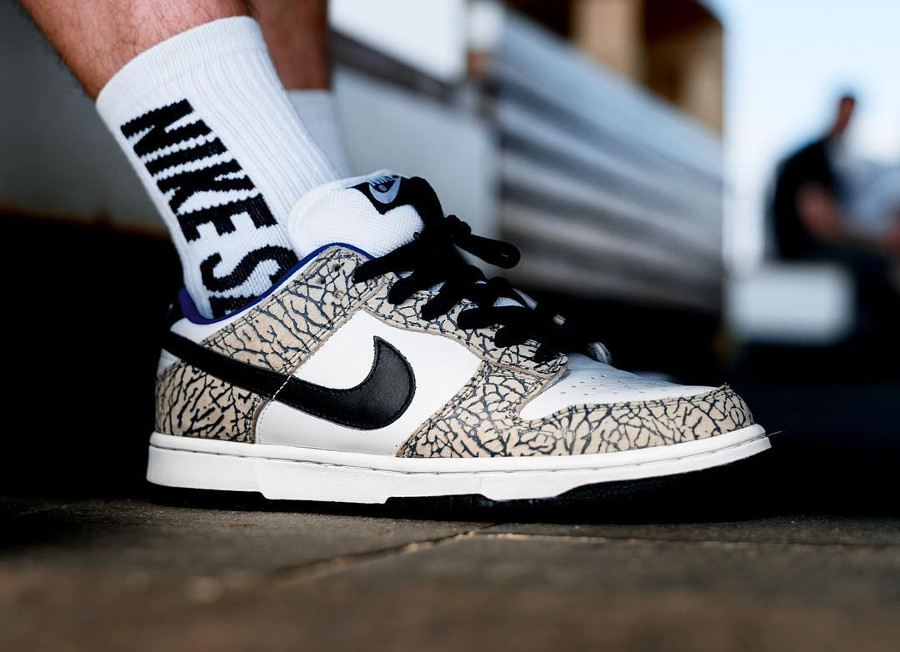 new products aca9c 3ec45 Supreme x Nike Dunk Low Pro SB Cement -  o5moroz