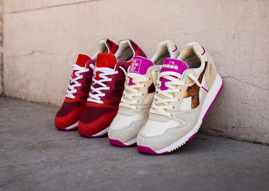 The Good Will Out x Diadora 'Rise and fall of the roman empire'